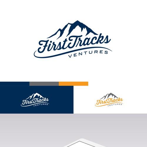 Logo Design for FirstTracks Ventures