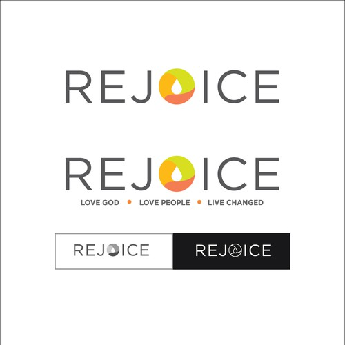 Rejoice Oasis/Church Logo