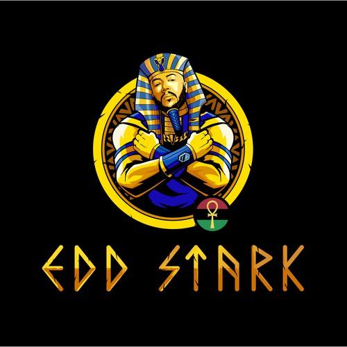 EDD STARK Pharaoh LOGO