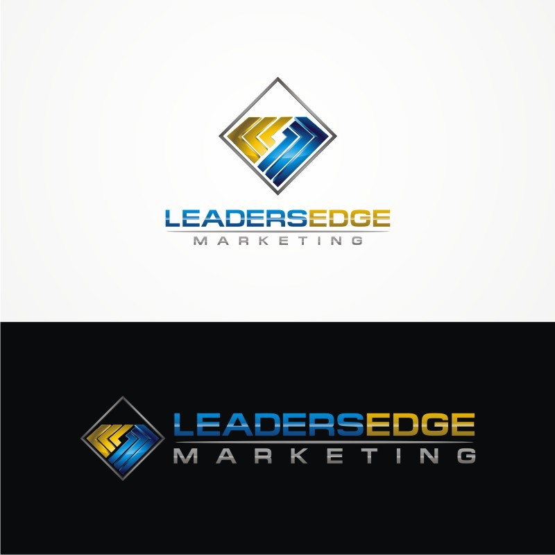 Help Leaders Edge Marketing with a new logo