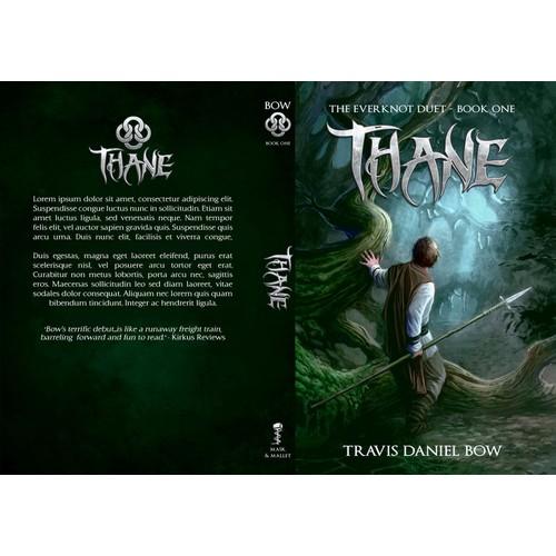 fantasy book cover concept