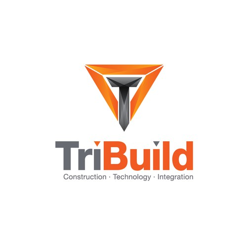 TriBuild Construction Technology and Integration Logo