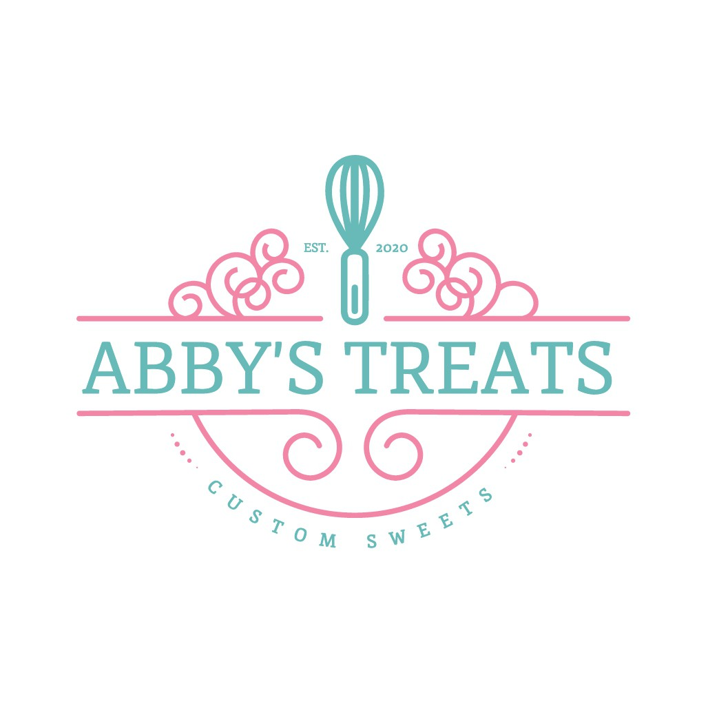 Abby's Treats needs a logo! We make custom cookies and other delicious sweet treats.