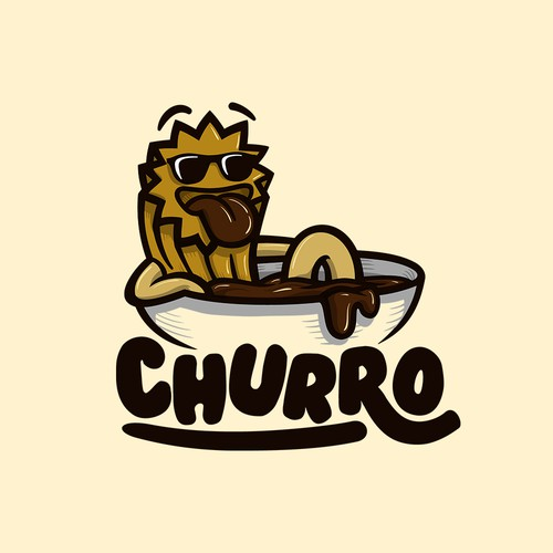 logo for churro