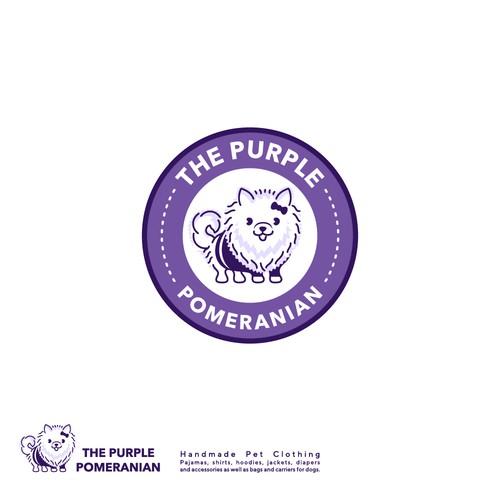 Cute logo for handmade pet clothing...