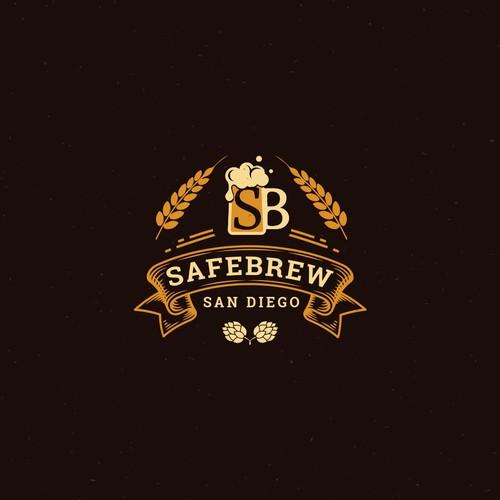 SafeBrew logo needs your love