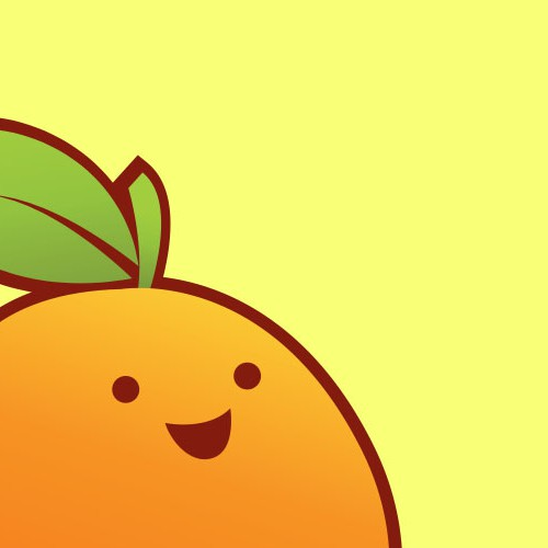 Create The Tropical Fruit Tribe and logo