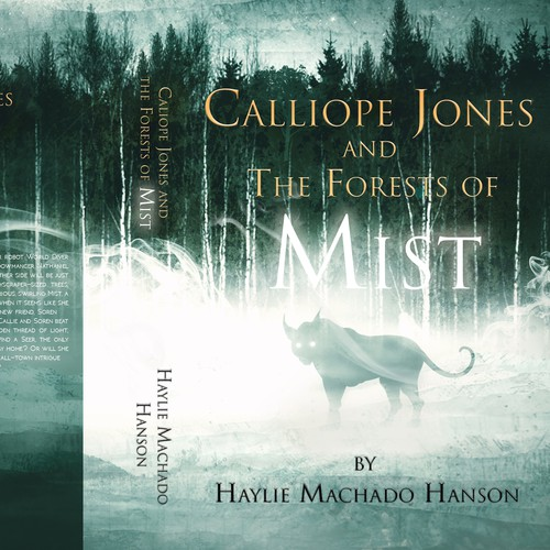 Calliope Jones and The Forest of Mist