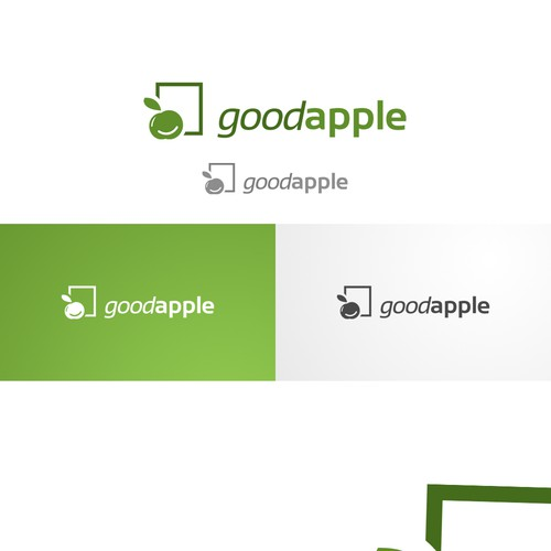 New logo wanted for Good Apple