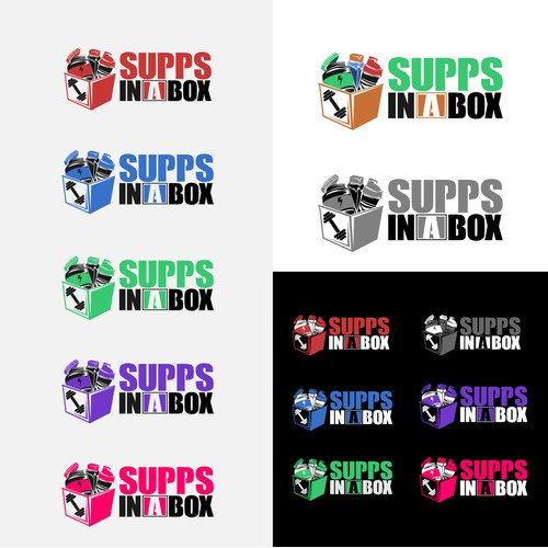 Supps in a Box