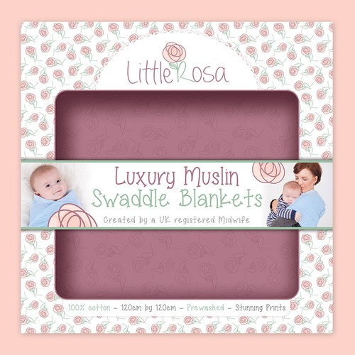 Little Rosa - Box Design