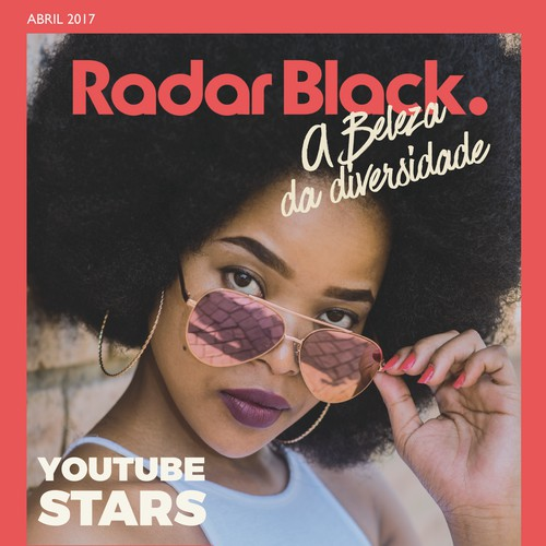 Radar Black magazine cover