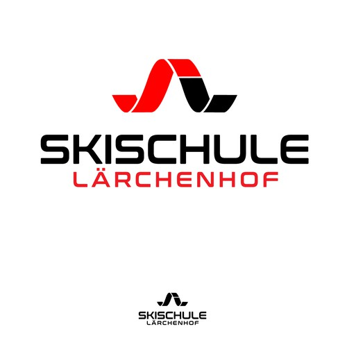 Logo for Ski School in Austria