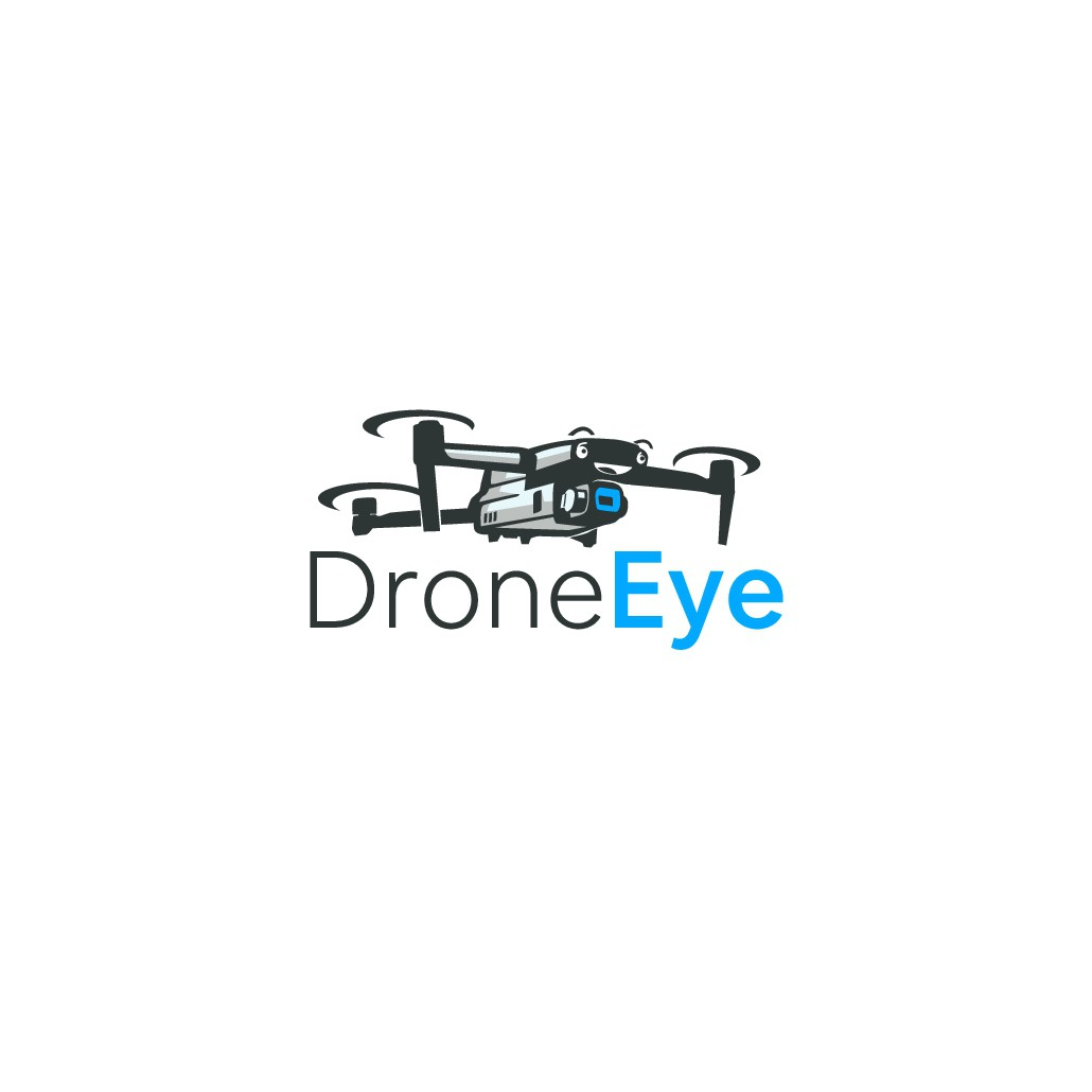 Logo design for a new drone aerial imaging company