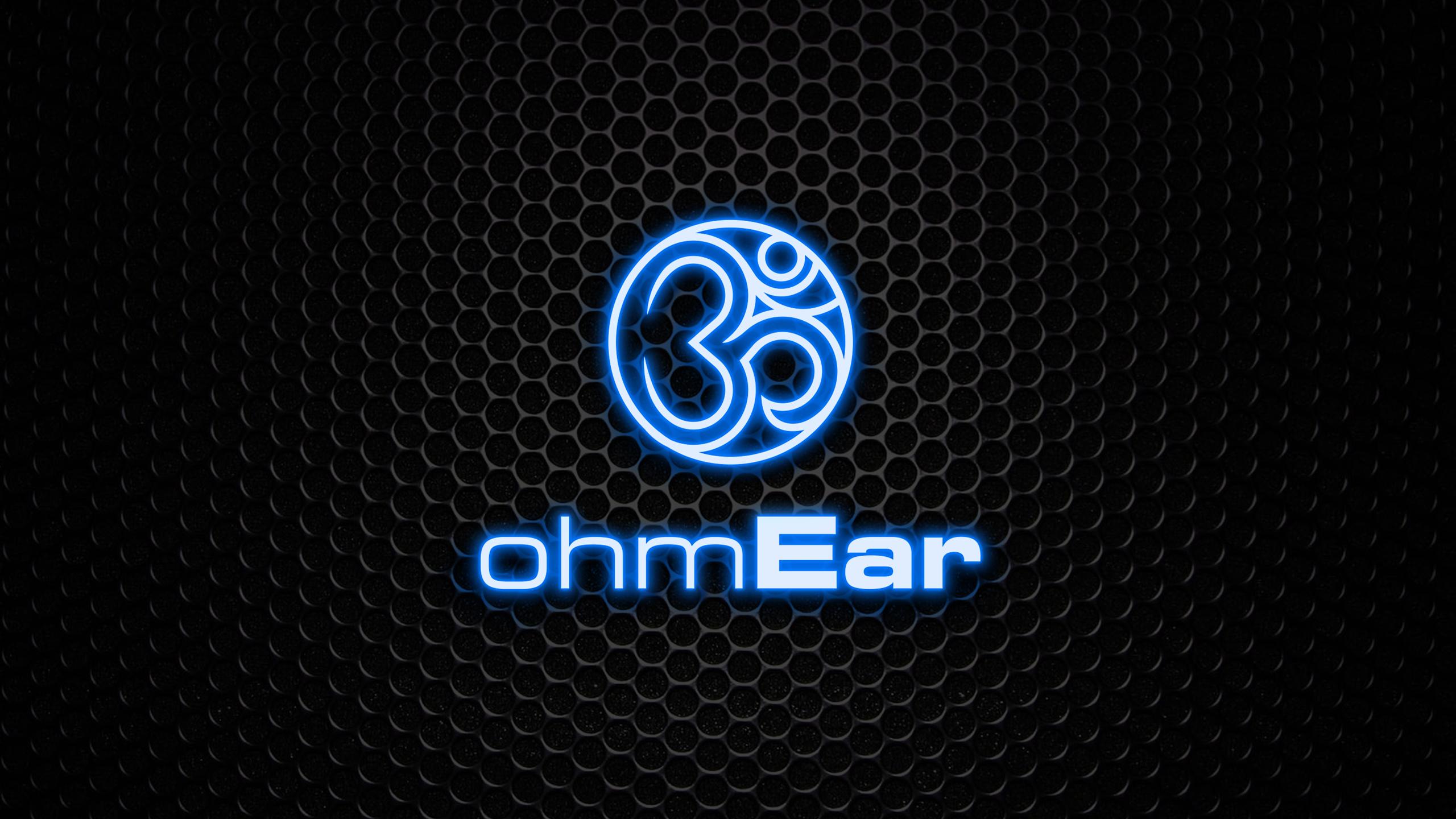 OhmEar Logo