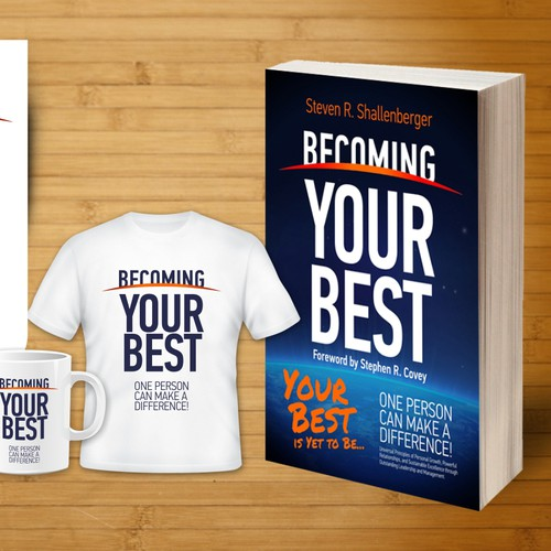 Help Becoming Your Best  or  BYB with a new logo
