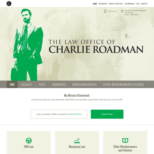 The Law Office of Charlie Roadman