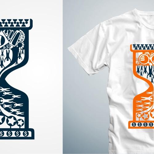 T-Shirt DEsign for 99Designs