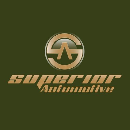 Create the next logo for Superior Automotive