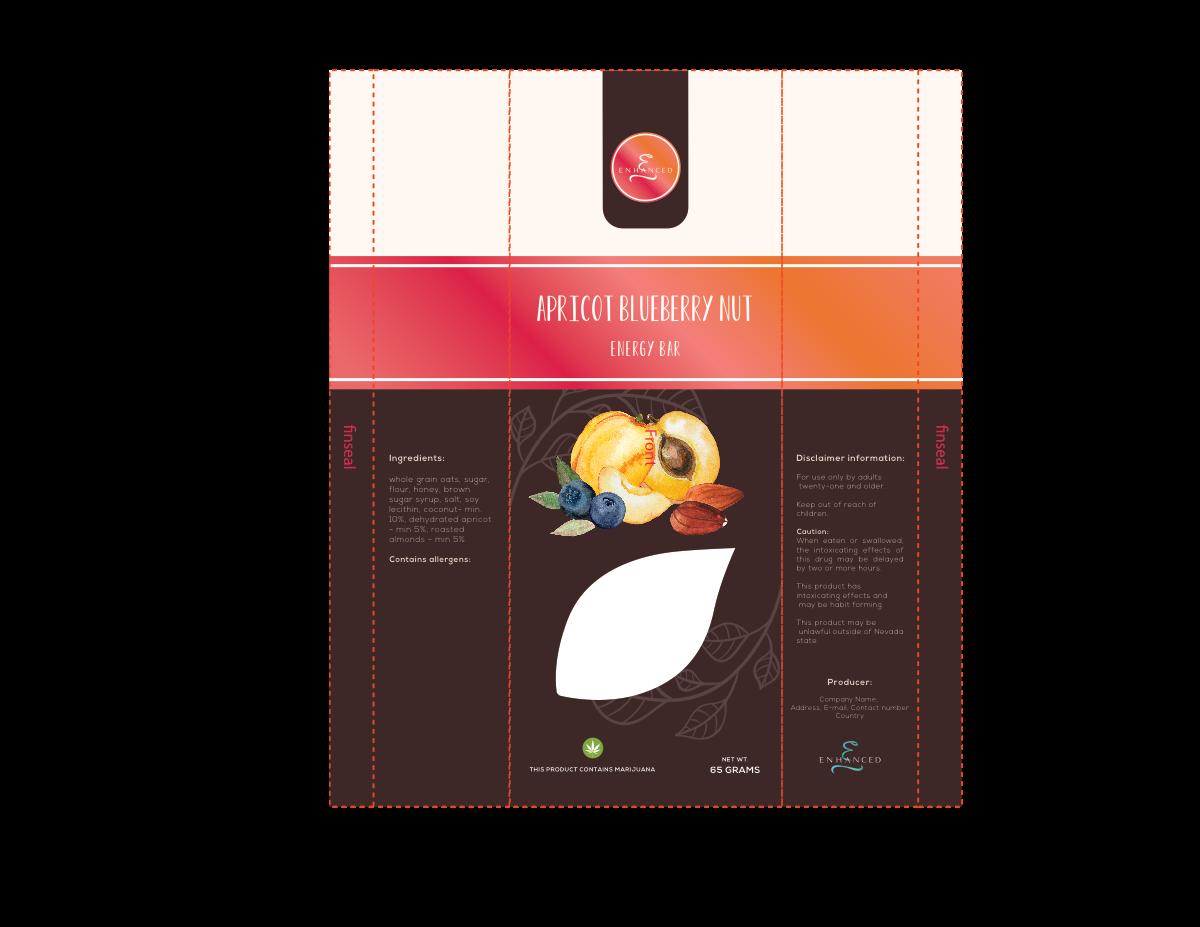 Granola Bars Packaging Design