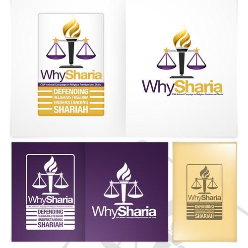 WhySharia needs a new logo
