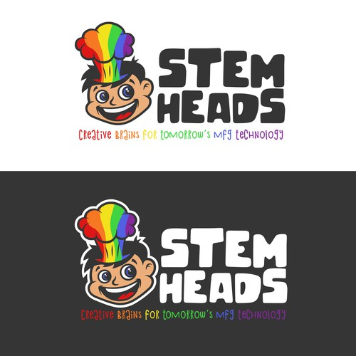 STEM Logo competition for foundation created by a 9 yr old entrepreneur