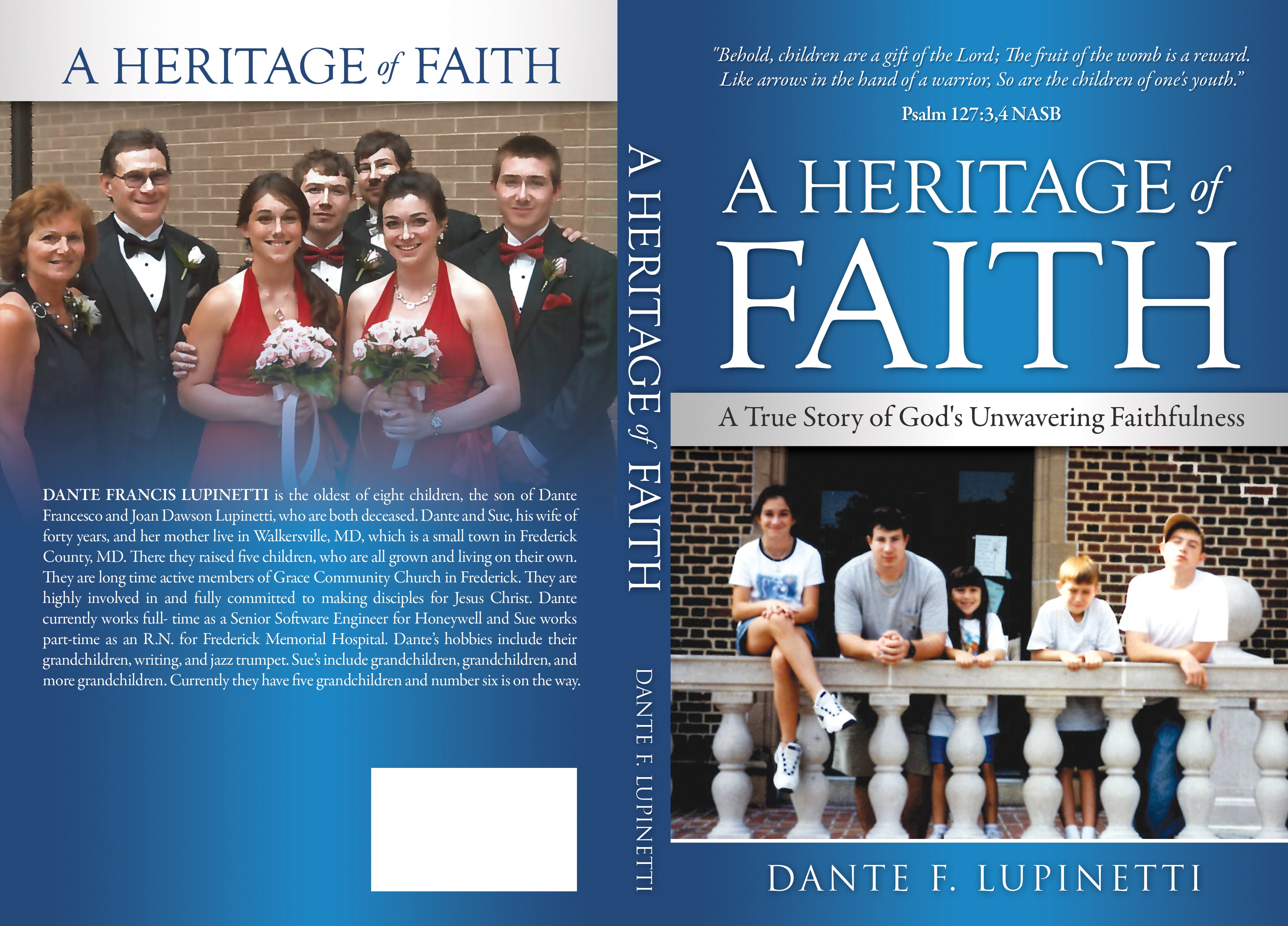 Design A Heritage of Faith Cover