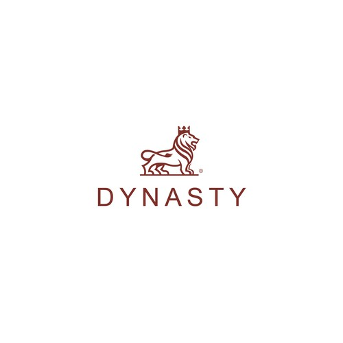 "Create a powerful logo for Our brand ""Dynasty"""