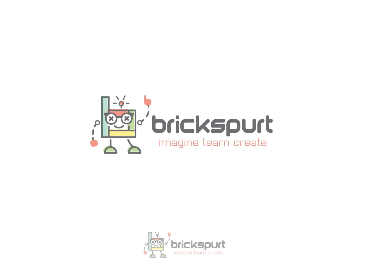 Logo for kids lego site