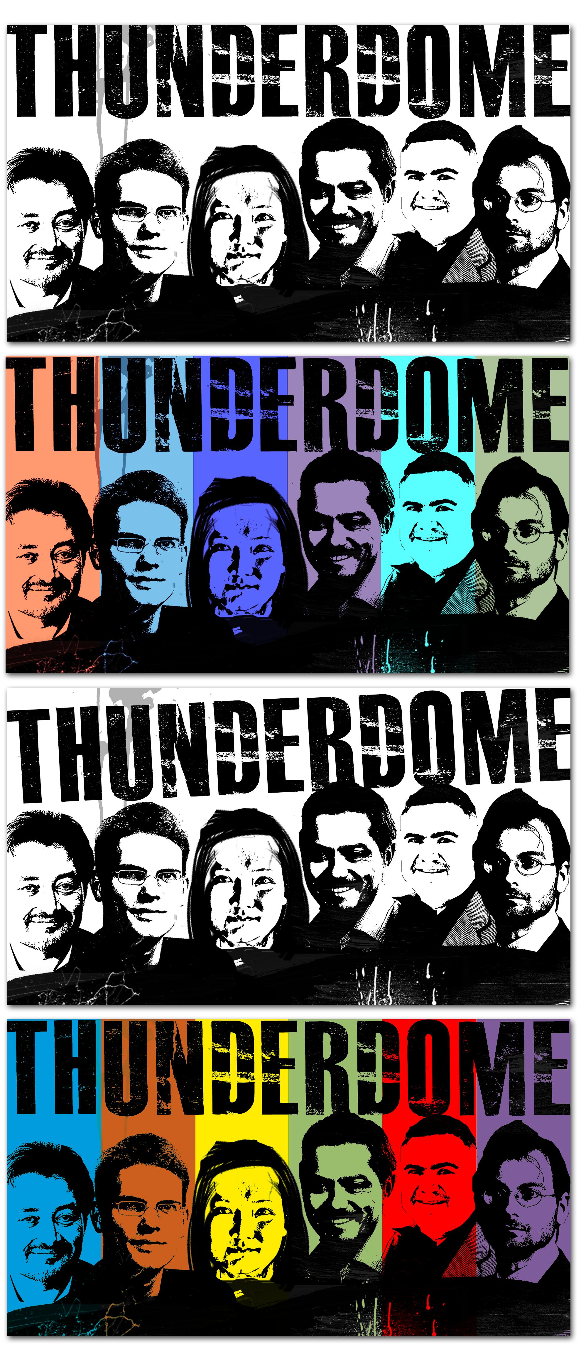 Thunderdome Art for Presentation