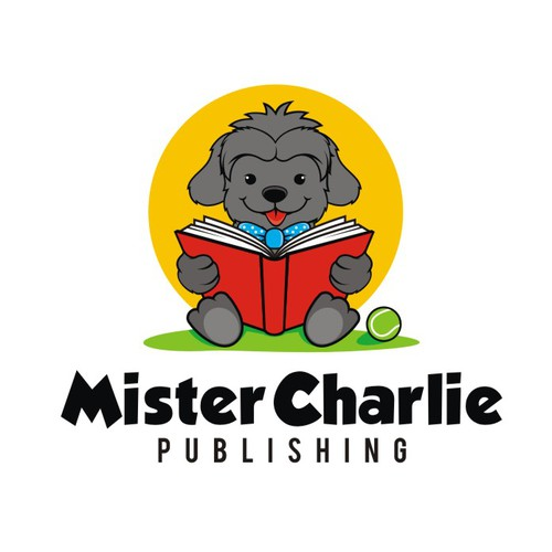 Children book logo