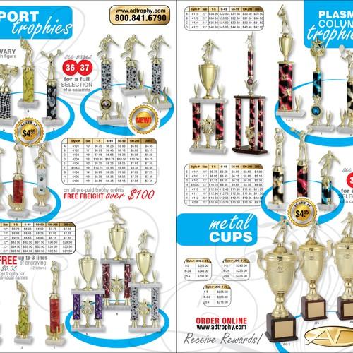 Create our new 2014 catalog design