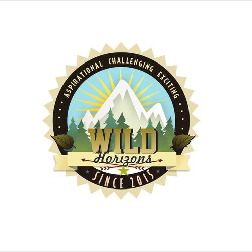 Logo Design for new Outdoor Adventure Brand
