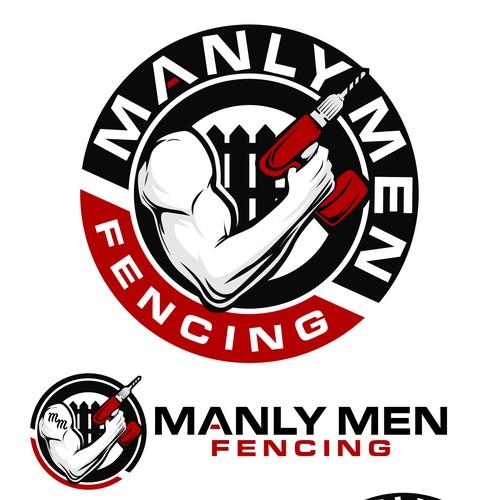 Manly MEN Fencing