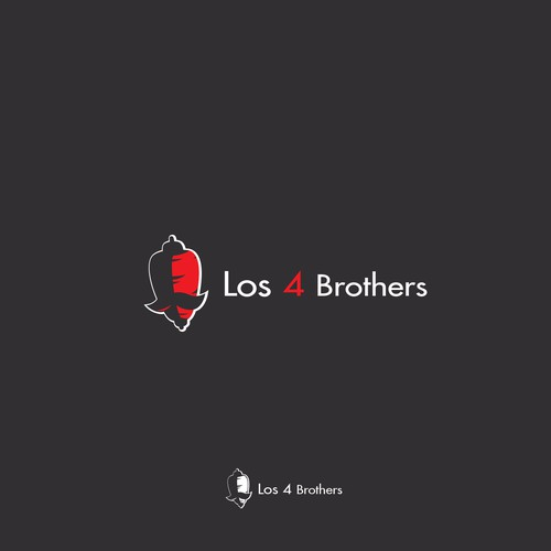 Los4Brothers logo