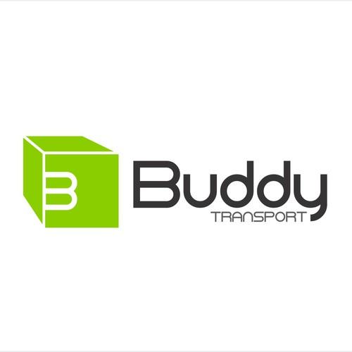 Buddy transport logo