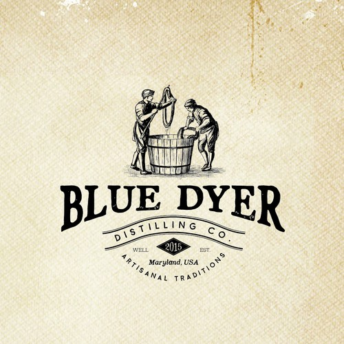 Distillery logo