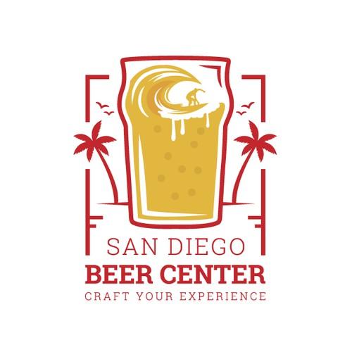 Surf Shop Meets Craft Beer Pub