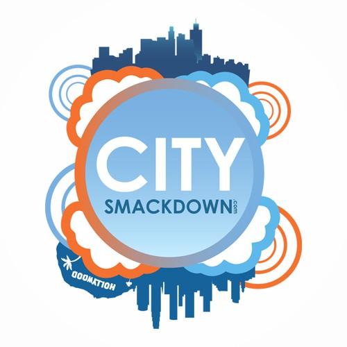 Logo contest and eventual site design for CitySmackdown.com