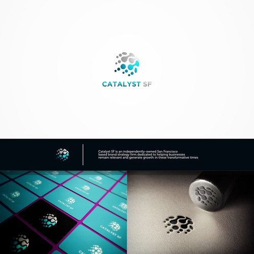 logo for catalyst SF
