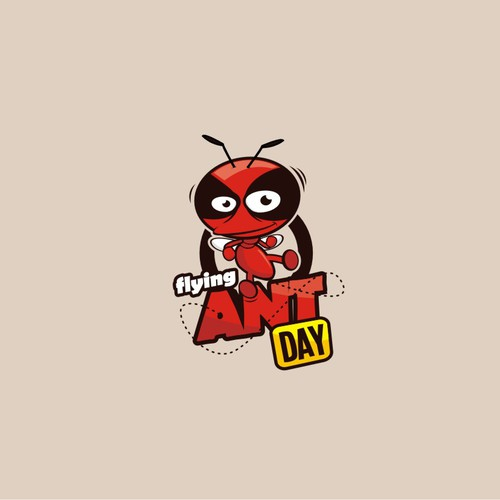 Flying Ant Day needs a new logo