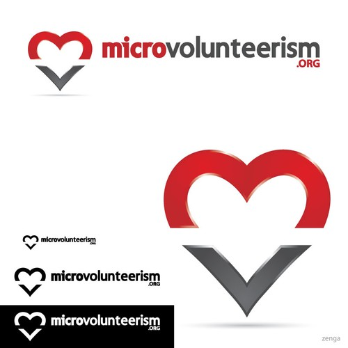 Microvolunteerism Project Logo