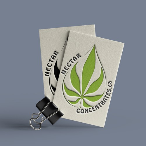 Logo for natural cannabis extracts