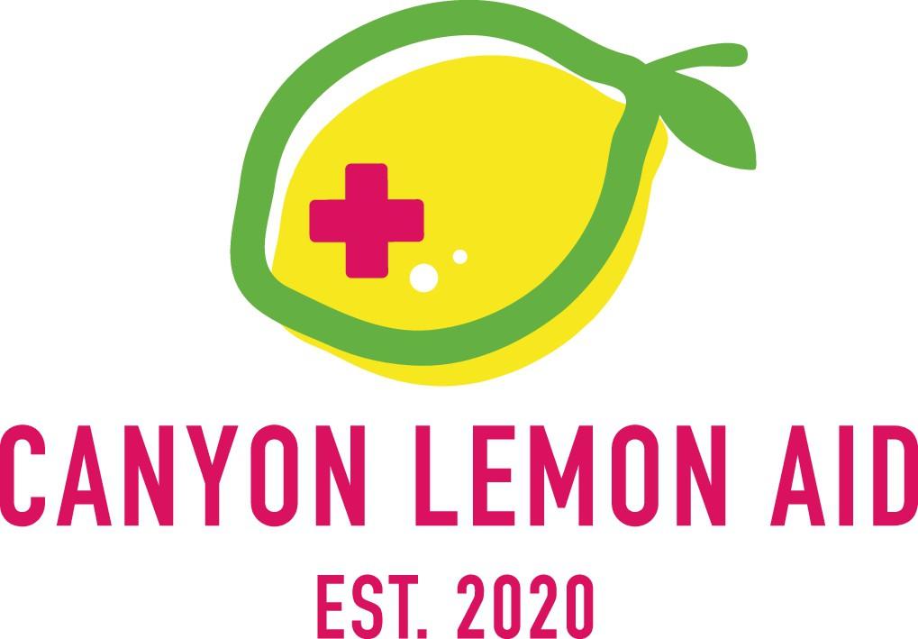Lemonade logo for 10 year old entrepreneur