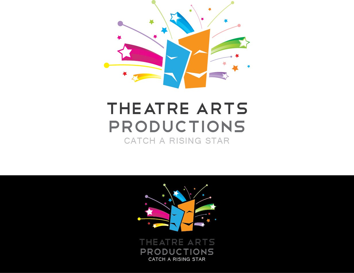 Help Theatre Arts Productions with a new logo