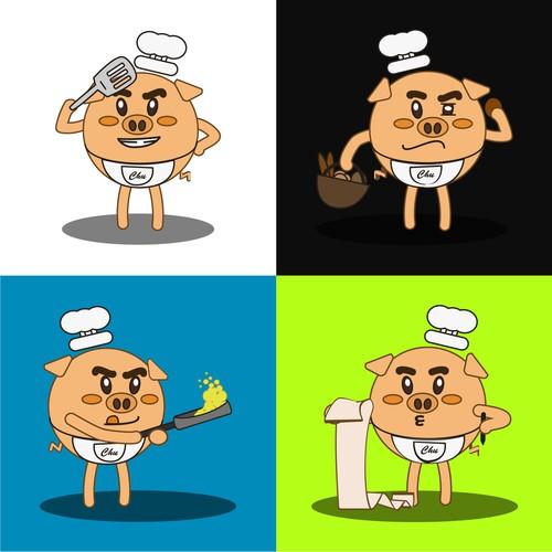 pig character