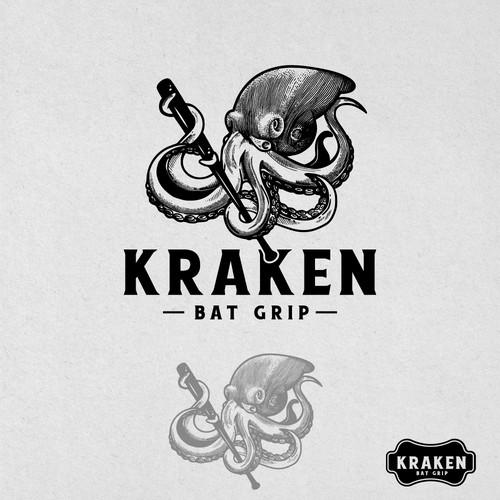 KRAKEN BAT GRIP DESIGN