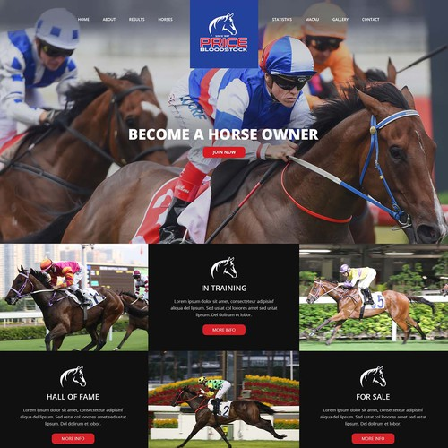 Betting and sports website