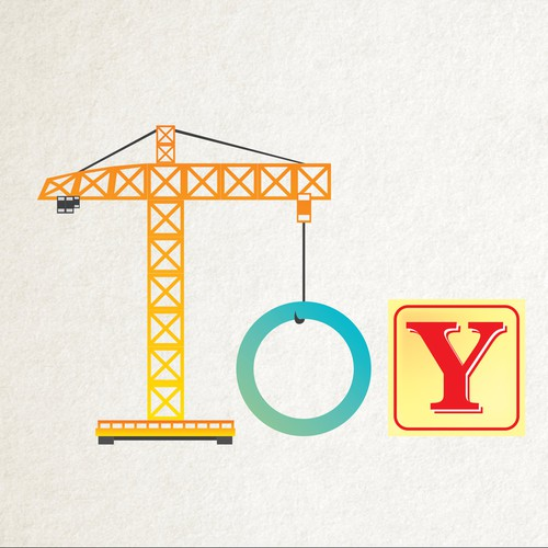 Bring the inner child out with the illustration for ToyLand
