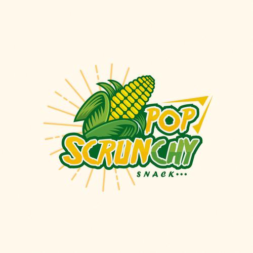 Logo concept for Scruchy